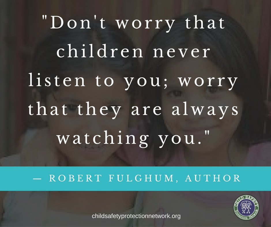 Image result for children are always watching